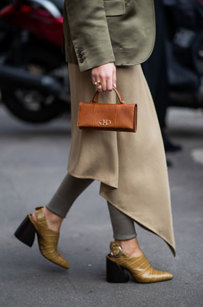 Неделя моды в Милане: street style