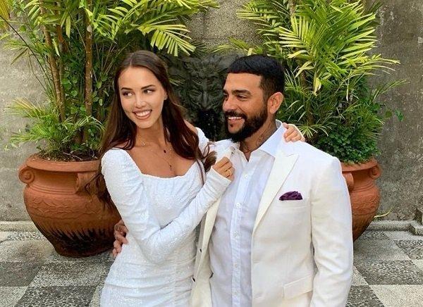 Анастасия Решетова открыто намекнула Тимати на свадьбу