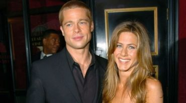 A Grand party in honor of anniversary of Jennifer aniston: even brad pitt could not resist
