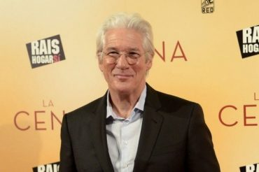 69-year-old Richard Gere became a father again