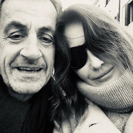Николя Саркози и Карла Бруни отмечают годовщину в Венеции