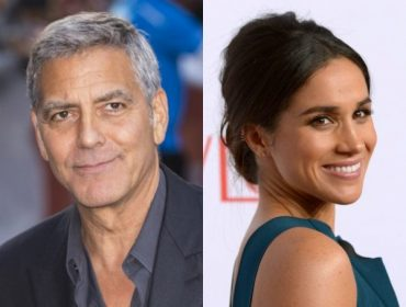 As Lady Di: George Clooney compared Meghan Markle with Princess Diana