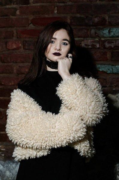 Поэт, композитор и певица Алена Швец дала первое большое интервью