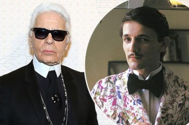 Karl Lagerfeld will be buried with the man he was in love with 18 years