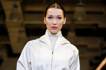 Fashion week in new York city: Bella Hadid, Ashley Graham and others on the show Brandon Maxwell of the season autumn/winter 2019/2020