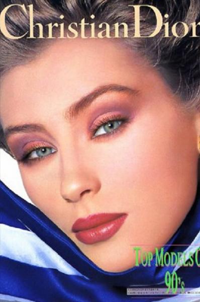 Умерла супермодель 90-х и муза Карла Лагерфельда Ольга Пантюшенкова