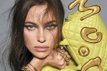 Irina Shayk has intrigued fans with new shooting