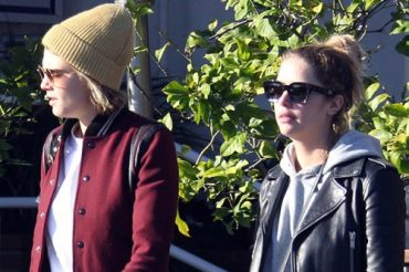 Cara Delevingne and Ashley Benson on a date in Los Angeles