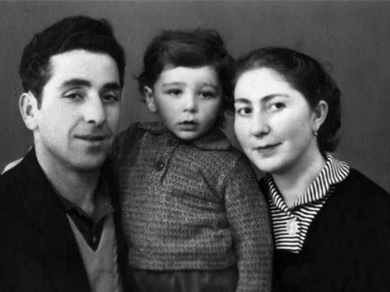 The first wife of Leps Svetlana Dubinskaya