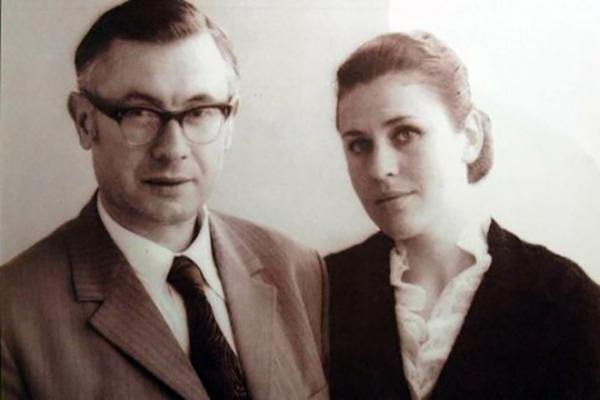 Yury Saulsky personal life (wife, children)