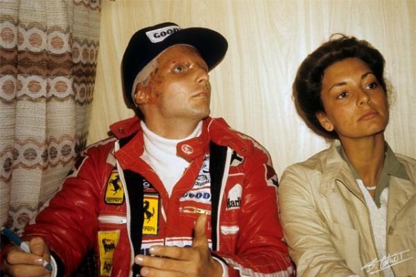 Niki Lauda wife, personal life
