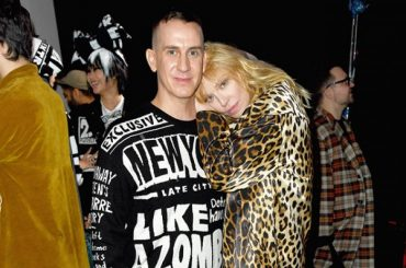 Fashion week in new York: Courtney Love and Stella Maxwell on the show of Jeremy Scott autumn/winter 2019/2020