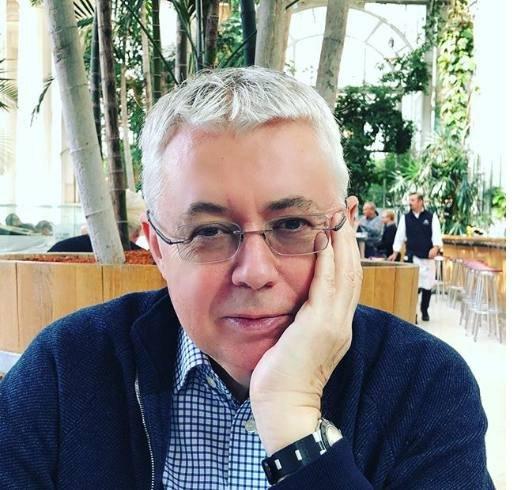 Супруг Божены Рынски Игорь Малашенко покончил жизнь самоубийством