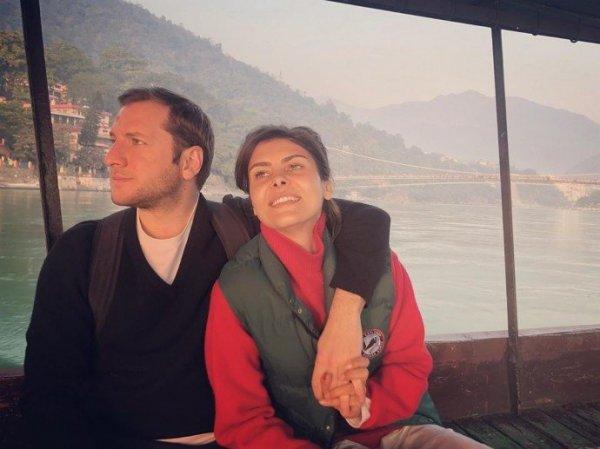Резо Гигинеишвили и Надин Оболенцева расстались