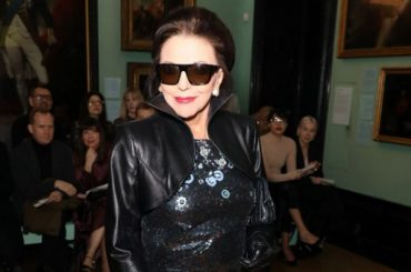Fashion week in London: Joan Collins, Michelle Dockery and others on the shows of Erdem and J. W. Anderson autumn-winter 2019/2020