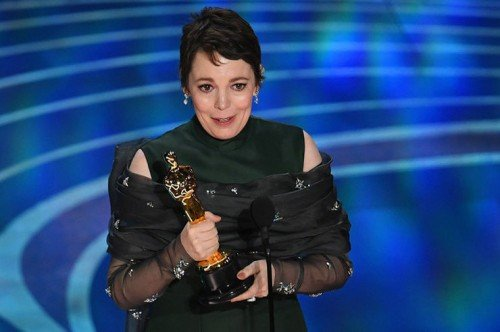 Трогательная речь Оливии Колман и самый смешной момент на вручении Оскара