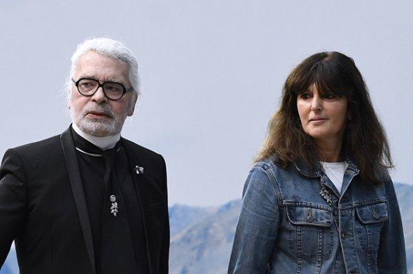 Виржини Виар — новый креативный директор Chanel: что мы знаем о ближайшей соратнице Лагерфельда
