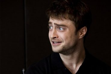 Daniel Radcliffe talked about problems with alcohol