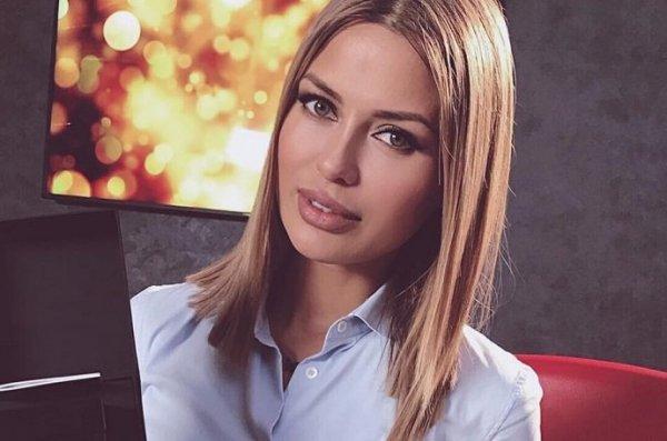 Виктория Боня снялась в зарубежном фильме