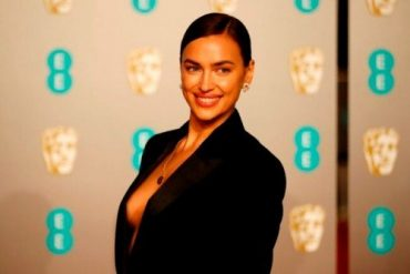 Bradley Cooper thanked Irina Shayk at the BAFTA