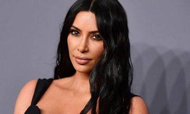 Kim Kardashian made a splash outrageous candid outfit
