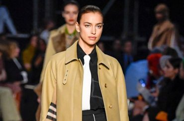 Fashion week in London: Irina Shayk, Natalia Vodianova, Gigi Hadid and others at the Burberry autumn winter 2019/2020