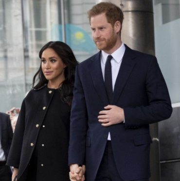 Meghan Markle and Prince Harry paid tribute to the memory of the victims of the terrorist attack in New Zealand
