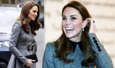 Kate Middleton took part in a master class at the Foundling Museum