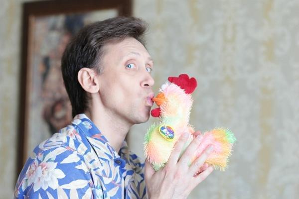 Sergey Drobotenko: personal life (wife, children)
