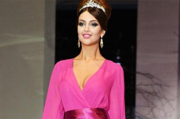 В сеть попало фото беременной экс-супруги короля Малайзии Оксаны Воеводиной