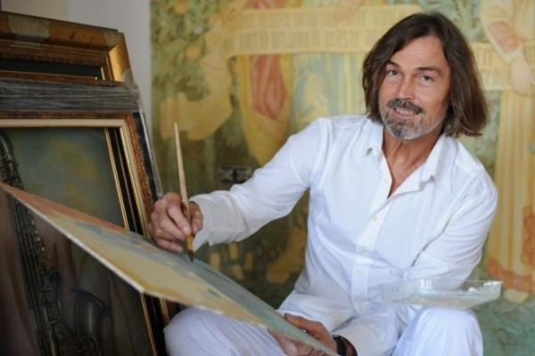 Nikas Safronov: wife, children. Personal life