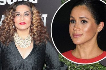 Beyonce's mother Tina Knowles spoke about Meghan Markle