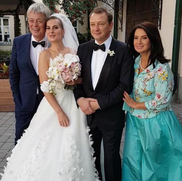 Официально: Марат Башаров и Елизавета Шевыркова развелись