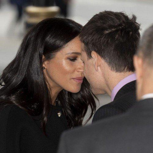 Меган Маркл и принц Гарри почтили память жертв теракта в Новой Зеландии