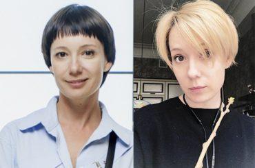 Chulpan Khamatova became a blonde