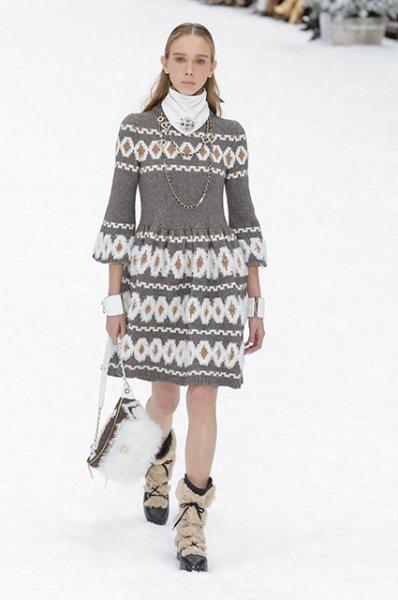 Неделя моды в Париже: Кристен Стюарт, Моника Беллуччи, Пенелопа Крус, Ирина Старшенбаум на показе Chanel