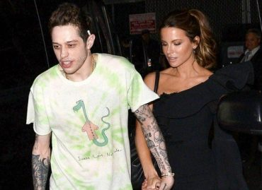 Kate beckinsale introduced Pete Davidson's mom