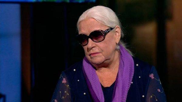 80-летняя Лидия Федосеева-Шукшина парализована