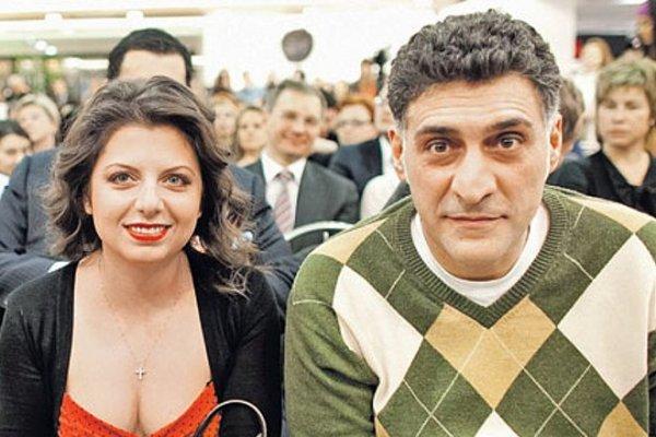 Маргарита Симоньян и Тигран Кеосаян ожидают пополнения в семье