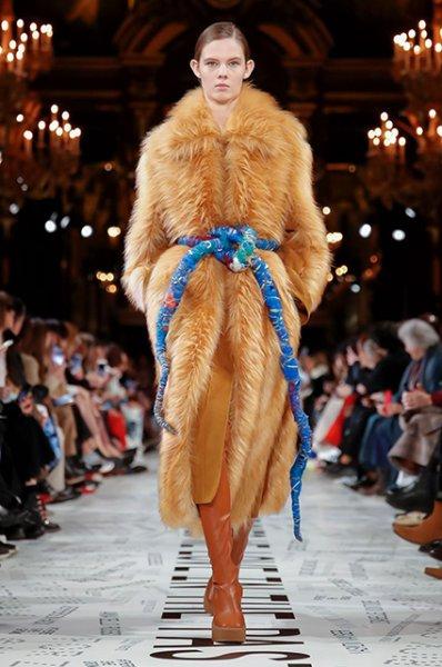 Неделя моды в Париже: Наталья Водянова, Тина Кунаки, Опра Уинфри на показе Stella McCartney осень-зима 20190/2020