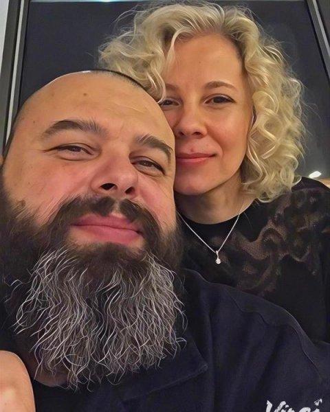 Maxim Fadeev: wife