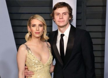 Emma Roberts broke off the engagement to Evan Peters, and went to Garrett Hedlund