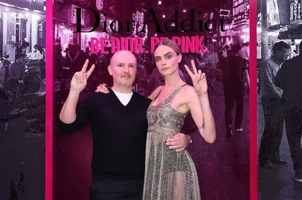 Бьюти-дайджест: от лосьона с платиной до Кары Делевинь в рекламе Dior