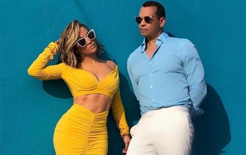 Дженнифер Лопес прокомментировала помолвку и снялась в рекламе с Алексом Родригесом