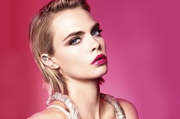 Beauty digest: lotion with platinum to Cara Delevingne in ads Dior