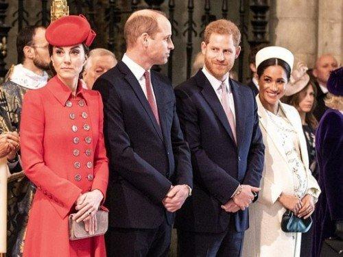 Меган Маркл и принц Гарри переезжают и меняют офис уже этой весной