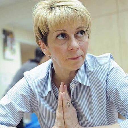 Чулпан Хаматова стала блондинкой