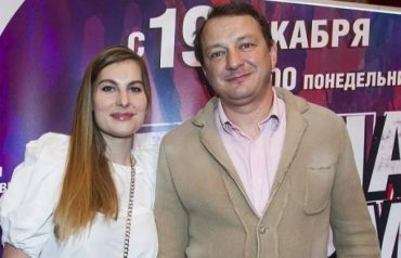 And not scary? Marat Basharov and Elizaveta Shevarkov live together after the divorce