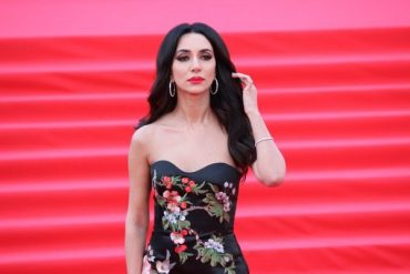 "The opening of ""MIFF-2019"": sultry outfit Zara in the Spanish style"