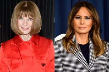 Anna Wintour explained why she's against Melania trump Vogue. The white house told her